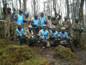 Paintball Etne 9