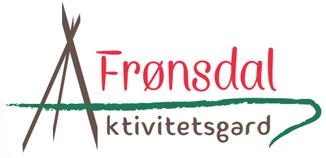 Frønsdal Aktivitetsgard Logo